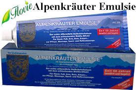 Alpenkrauter Emulsie